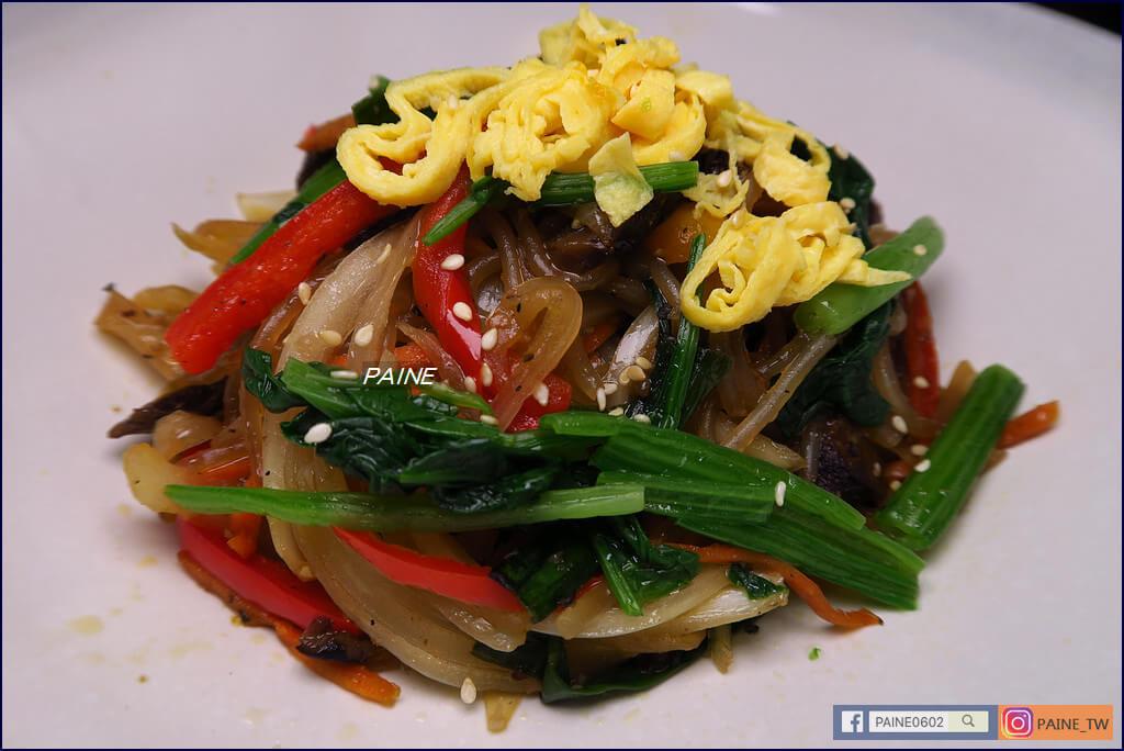 台南扁筷韓式料理