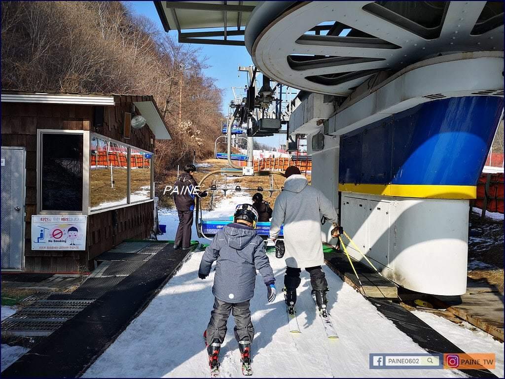 伊利西安滑雪場