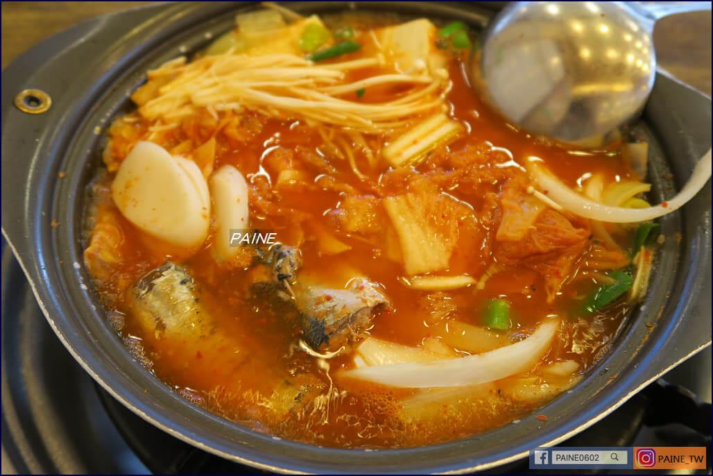 弘大泡菜料理餐廳
