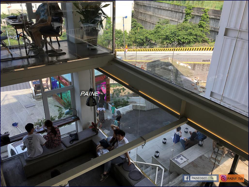 SINKI CAFE 釜山神起咖啡