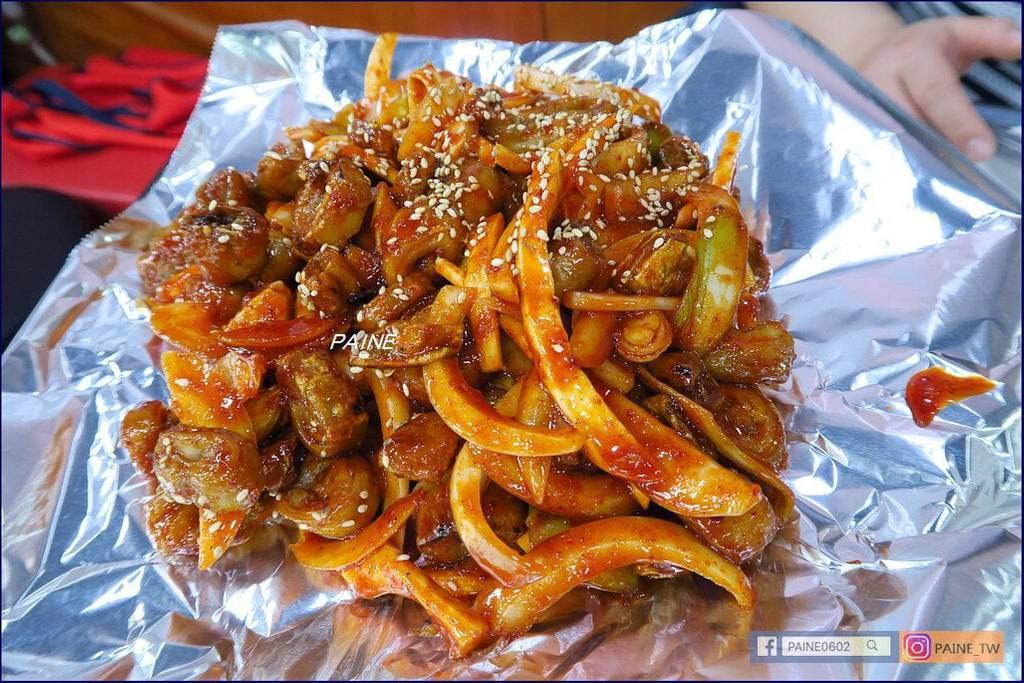 黃鶴洞英美家烤腸(豬腸)