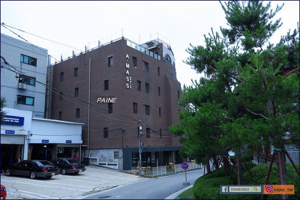 仁寺洞AMASS hotel