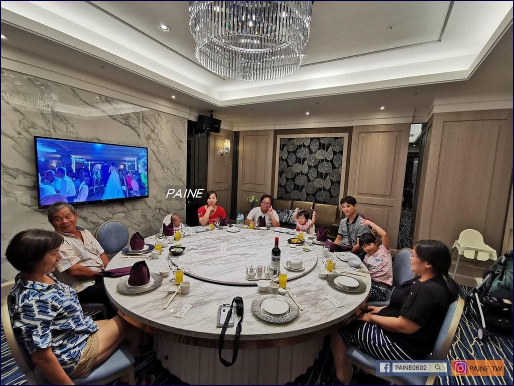 朝聖高悅酒店 怡中餐廳