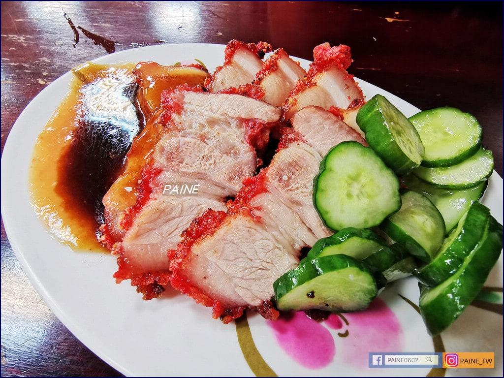 板橋宵夜香菇肉粥