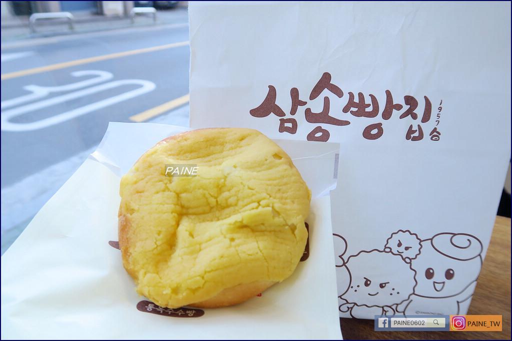 三松麵包 首爾