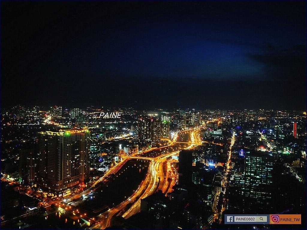 Bitexco金融塔-西貢摩天觀景台