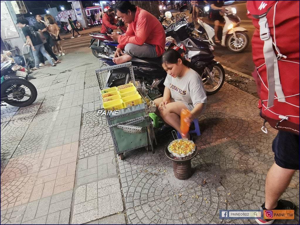 越南路邊攤