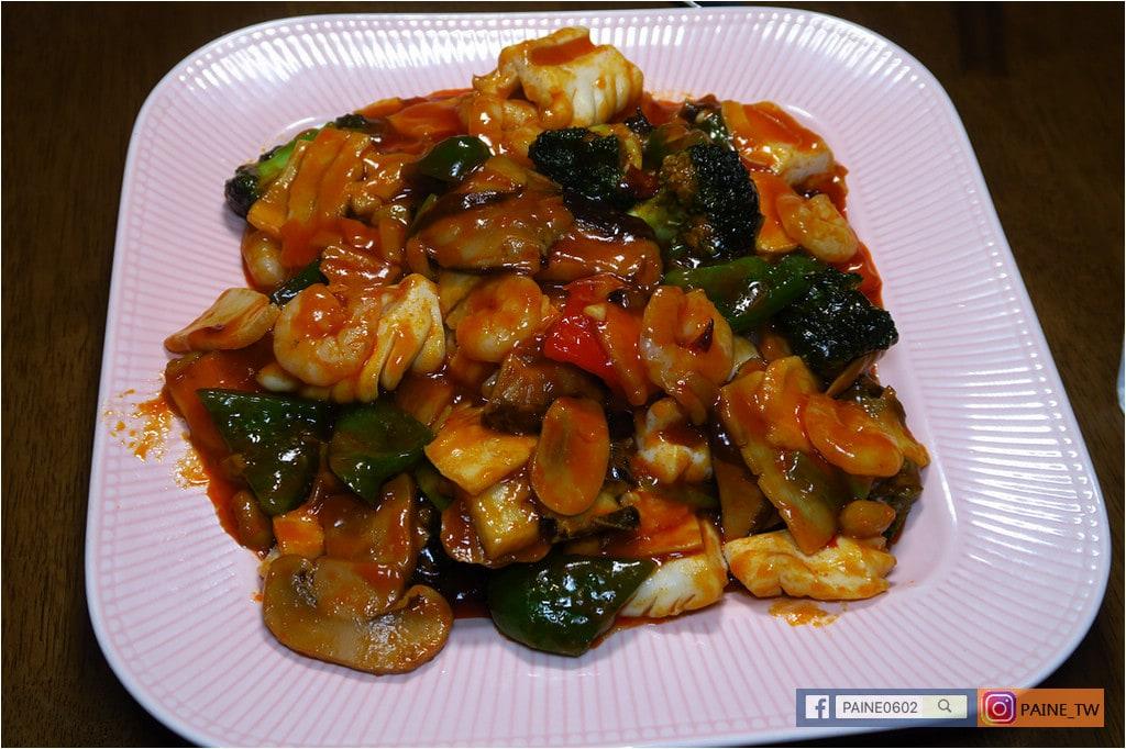 首爾木蘭中華料理