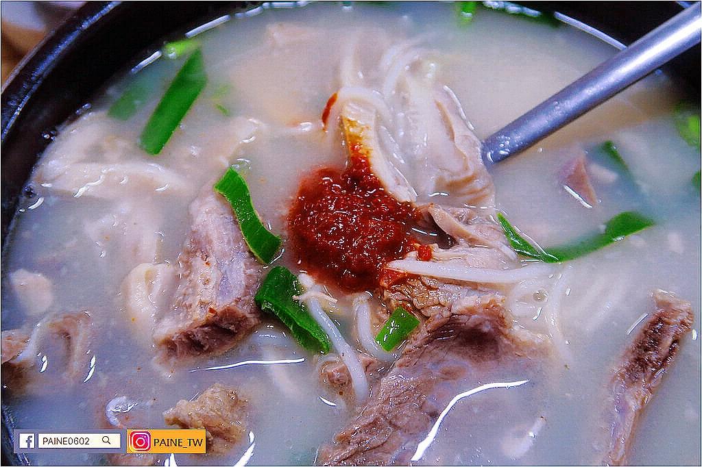 弘大月江釜山豬肉湯飯