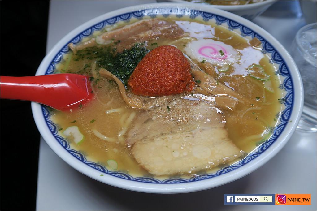 龍上海赤湯拉麵