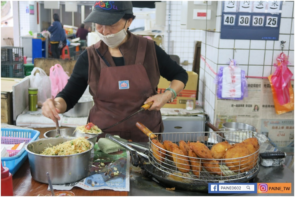 馬祖介壽獅子市場