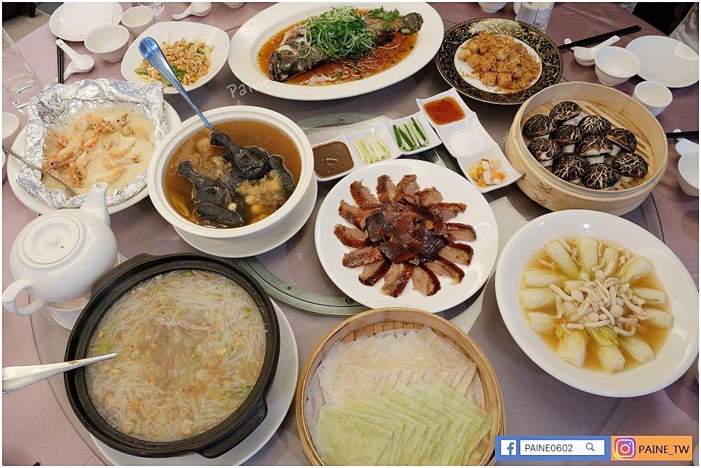 華國大飯店烤鴨