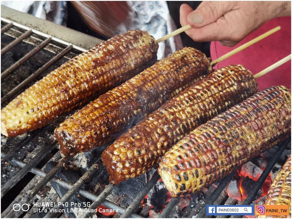 中埔阿婆烤玉米