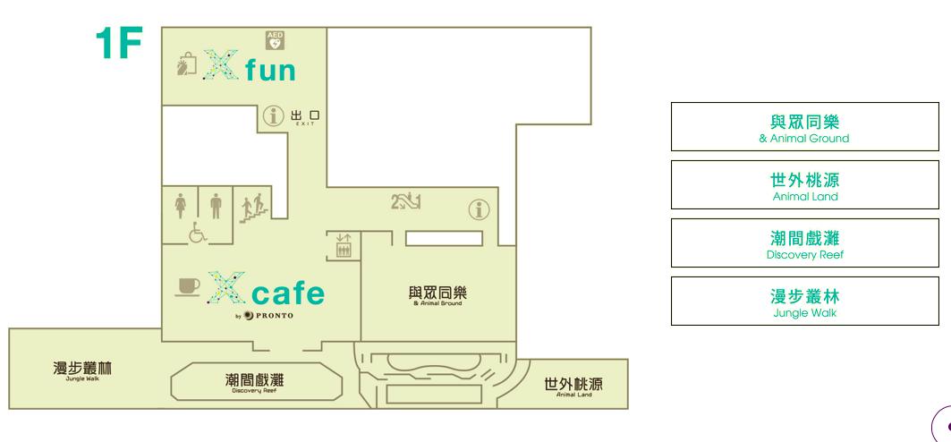 XPARK 高鐵探索館