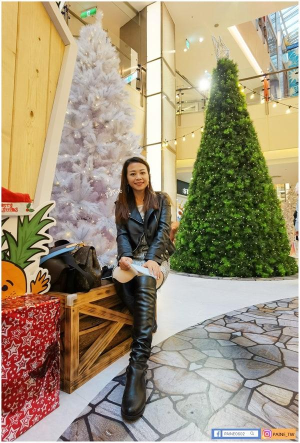 2020大江購物中心耶誕市集